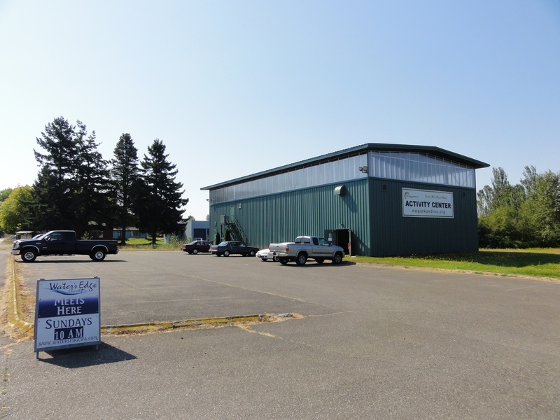 The Birch Bay Activity Center, 7511 Gemini St., Blaine, WA, 98230